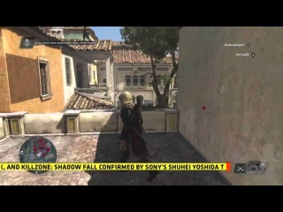 Assassin's Creed 4 Black Flag New E3 2013 Demo Gameplay Footage
