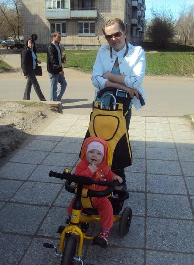 Настенька Савельева, 13 марта 1987, Рыбинск, id135312541