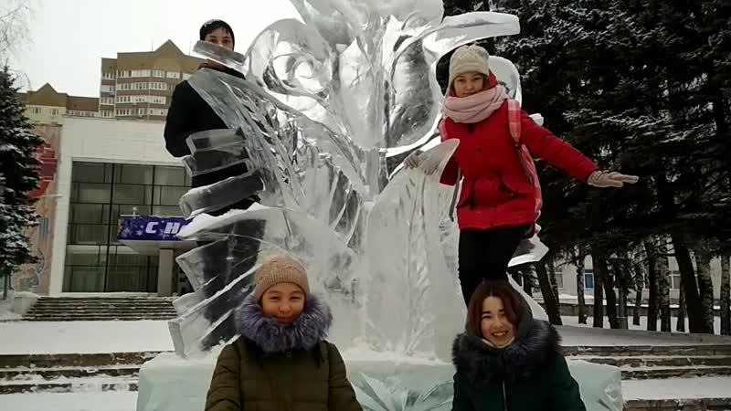 Юные журналисты на елке, 16 декабря 2018 г.