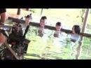 大江戸温泉物語「湯船」物語篇 CMメイキング映像  AKB48[公式]