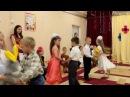 Прощальный танец с куклами в детском саду 1804 на Демьяна Бедного-
