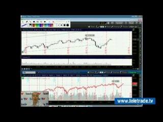 Юлия Корсукова. Украинский и американский фондовые рынки. Технический обзор. 25 августа. Полную версию смотрите на www.teletrade.tv