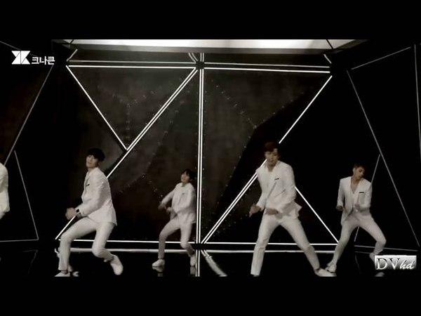 KNK 크나큰 - Back Again (dance version) DVhd