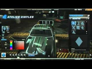 Need For Speed World Cesar DeLeon Chevrolet El Camino SS Tuning