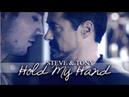 Steve Tony Hold My Hand **Say When Sequel**