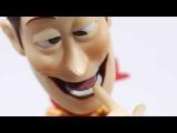 [Toy Story] Риська и Шериф Вуди тестят новую камеру