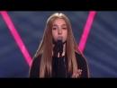 Эта девушка очень классно спела песню 'Homesick' на шоу Голос Дети 2018 в Бельгии - Тройное Кресло 😨