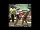 Дэйв Ледюк чемпион MLWC по бирманскому боксу Бойтесь тип кика