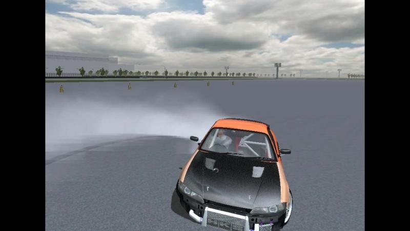 Сделал Nissan Silvia S15 в SLRR!
