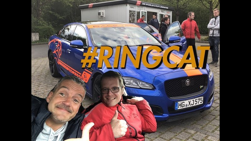 Jaguar XJR 575 Ring Taxi Nurgring Nordschleife BTG TF Wiht Dale Lomas