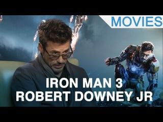 Robert Downey Jr on Iron Man return: 'I'm having a good time'