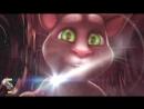 Чумовая Лирическая песня Одинокая Звезда(Луна) поет Говорящий кот Том в Стиле Фактор2