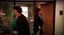 The Office Fire Drill Michael Scott OH MY GOD