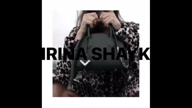 ISBR Irina Shayk para The Kooples