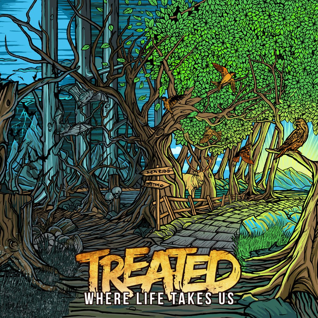Treated - Where Life Takes Us (2012)