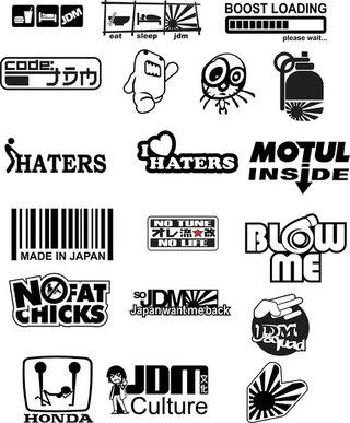 JDM stickers/Стикеры/Наклейки на авто/Винил | ВКонтакте