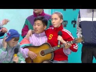 КВН Хара Морин - 2014 Первая лига Первая 1/8 КОП