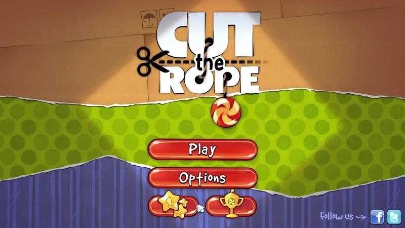 Как установить mac Cut the Rope на MAC OS
