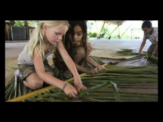 Зеленая Школа на Бали.