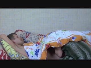 Русский сын трахает свою мамку (инцест, порно, анал, минет, куни)