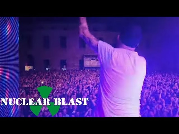 IN FLAMES - 'Borgholm Brinner' Festival Recap (OFFICIAL DOCUMENTARY)