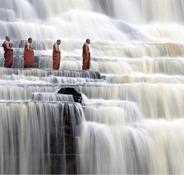 Водопад Понгуа, Вьетнам. 7 прекрасных фото недели: ↪