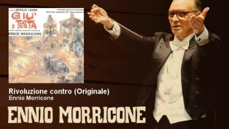 Ennio Morricone Rivoluzione Contro Ses Alkışlarla Yaşı