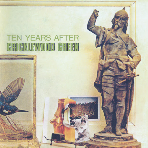 Ten Years After альбом Cricklewood Green (2017 Remaster)