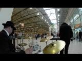 Глобус&gt, под всеми любимый рок-н-рол от кавер-группы &ltБлюз Бэнд&gt
