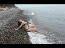 VLOG Черное море, Кормление акул, пираньи, пляж, Лазаревское, колесо обозрения, прогулки .07vredinka
