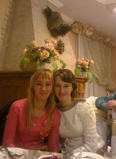 Ольга Гнатюк, 20 июня 1993, Санкт-Петербург, id154495363