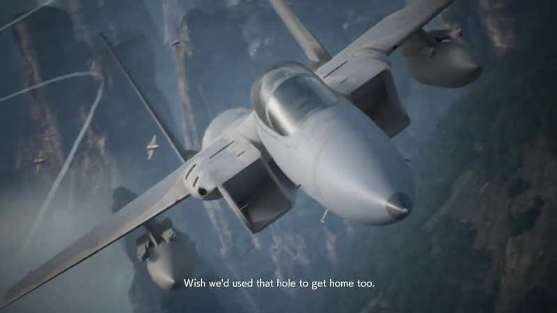 Ace Combat 7_ Skies Unknown PS4 Gameplay - Mission 7 Walkthrough (also on Xbox O