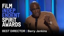 BARRY JENKINS wins Best Director for IF BEALE STREET COULD TALK at the 2019 Spirit Awards