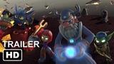 Skylanders Academy The Movie - TRAILER #3 (Avengers Infinity War