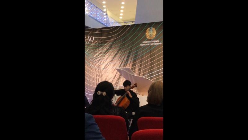 Д.Поппер «Концертный Полонез»