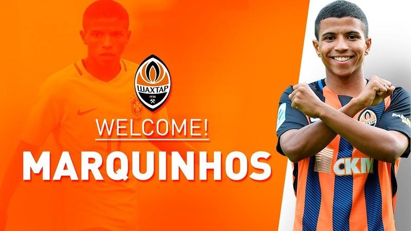 Добро пожаловать в Шахтер, Маркиньос Сиприано!