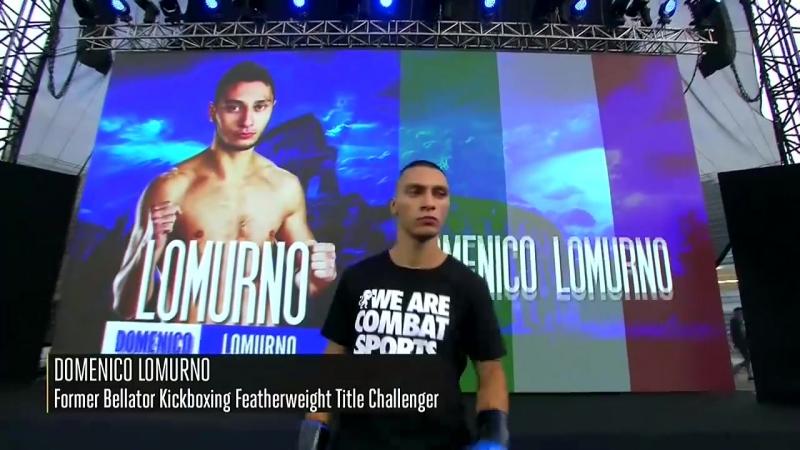 Bellator Kickboxing 10 [Английский, 14.07.2018]