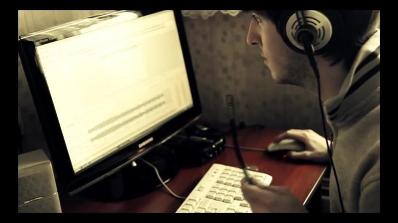Запись рэпа на web микрофон (палочку) Genius