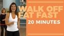 Leslie Sansone - Walk Off Fat Fast 20 Minute   Быстрая ходьба дома для похудения для новичков