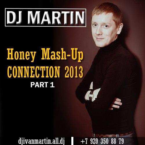 Dj Martin - Honey Mash-Up Connection Part 1 [2013]