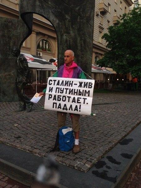 """У """"Стрелка"""" и его боевиков на Востоке Украины закончилось финансирование. - Немцов - Цензор.НЕТ 9413"""