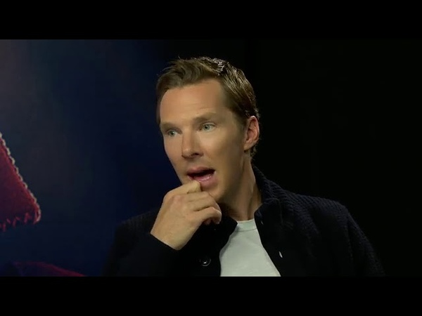 Benedict Cumberbatch - EXCLUSIVE Doctor Strange Interview