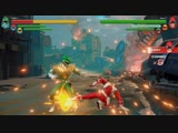 Power Rangers Battle for the Grid - Gameplay Reveal