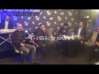 Aqshin Fateh, Elshen Xezer, Mehman, Oqtay ve Bashqalari Milord Restoran achilishi