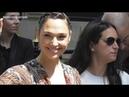 VIDEO Gal GADOT attends Paris Fashion Week 1 july 2019 show Christian Dior
