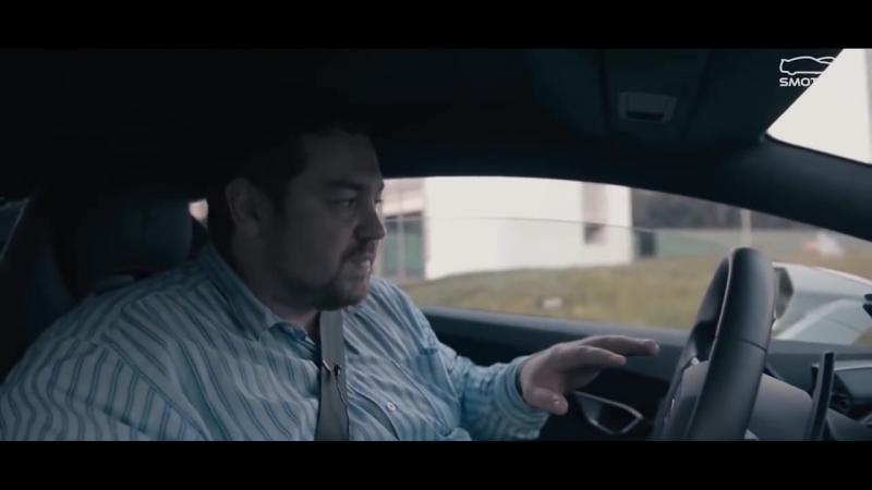 [Эрик Давидыч] Тест-драйв от Давидыча Lamborghini Huracan