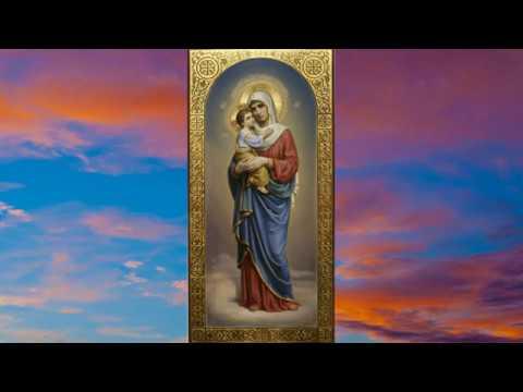 Акафист Пресвятой Богородице пред иконой Взыскание погибших