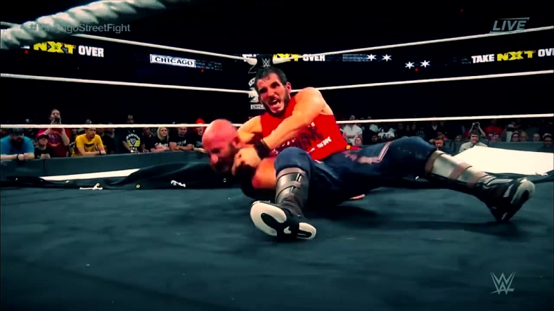 Johnny Gargano vs Tommaso Ciampa NXT TakeOver: Chicago Highlights
