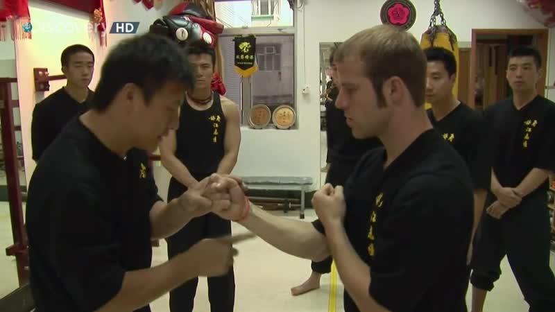 Тайны боевых искусств Китая Вин Чунь Гонконг 2014