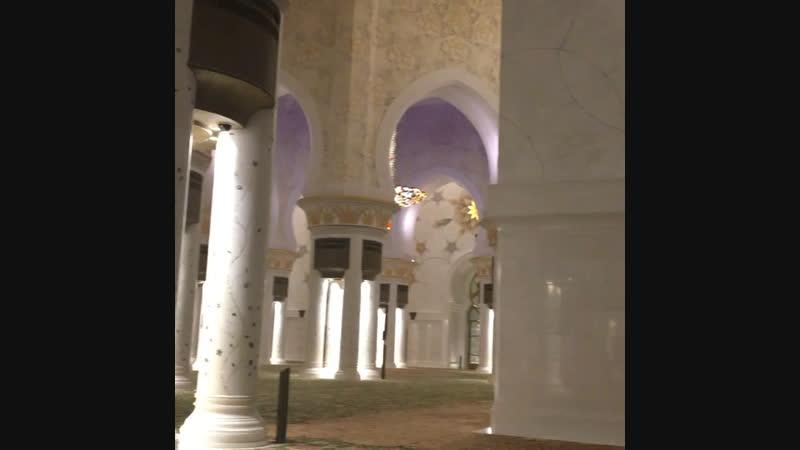 🇦🇪 мечеть шейха Зайеда